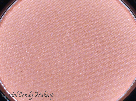 Blush Legendary de MAC (Collection Marilyn Monroe)
