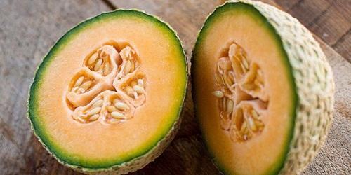 Vitamin A pada melon berguna meningkatkan hemoglobin darah