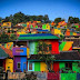 Kampung Pelangi Menarik Perhatian Dunia, Rumah Kumuh Berubah Menjadi Keren