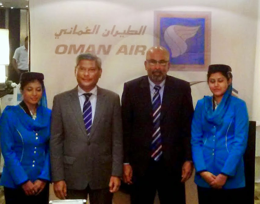 Fifth Oman Air Golf Classic to attract golfers from Sri Lanka, Australia and the Middle East