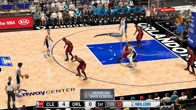 Imagem NBA 2K19 PC