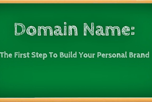 Getting Your Domain Name