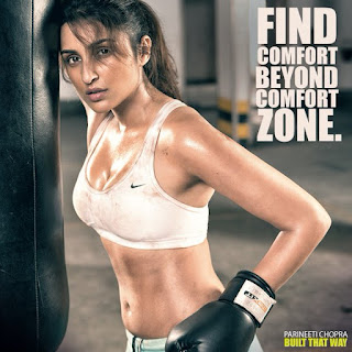 Parineeti Chopra Weight Loss Workout Photos