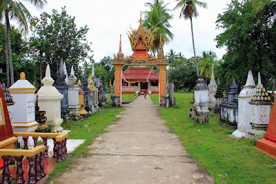 Wat Khon Tai - Don Khon Island - Si Phan Don
