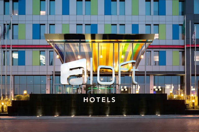 Hotel Aloft is back