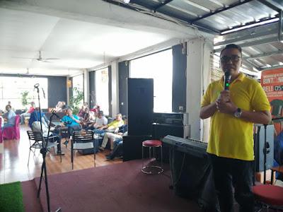 Usai Dilantik, Benny HN Mansyur Kumpulkan Tim Pemenangan