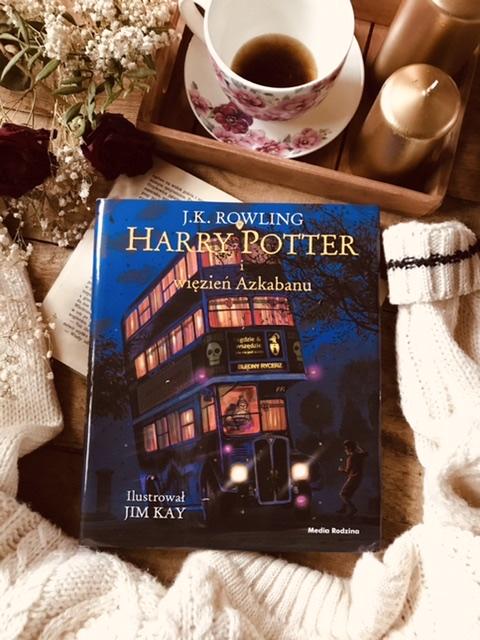 Jim Kay, Harry Potter i więzień Azkabanu