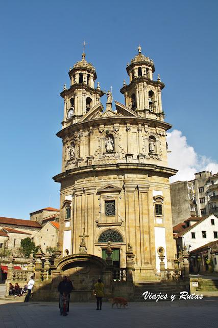 La Peregrina de Pontevedra