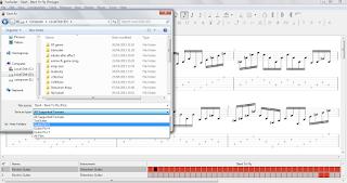 Tips Mengubah File Guitar pro .gpx Menjadi .gp5 Agar Bisa Dibuka Pada Aplikasi Guitar Pro 5