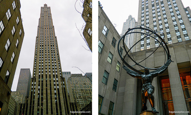 Rockefeller Center, Nova York