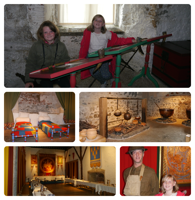 Great fun at Dover Castle, Kent for all the family. English Heritage maintain this excellent WWII site