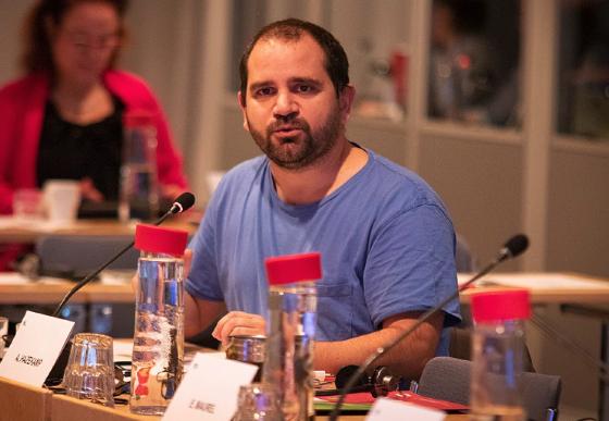 Eurodiputado José Gusmâo