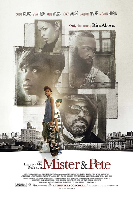 The Inevitable Defeat of Mister and Pete (2013) BRRip ταινιες online seires oipeirates greek subs