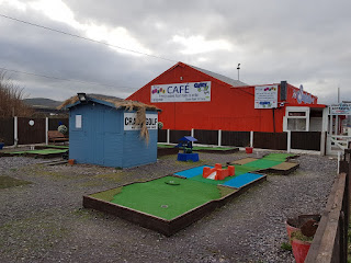 Sea World Crazy Golf at Pensarn Beach in Abergele