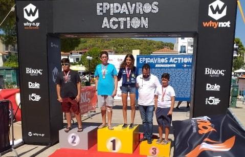 Παρών ο Ναυτικός Όμιλος Ναυπλίου στο Epidavros Action 2019