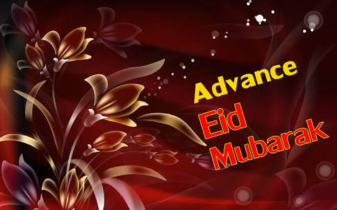 ADVANCE EID IMAGES FOR FACEBOOK