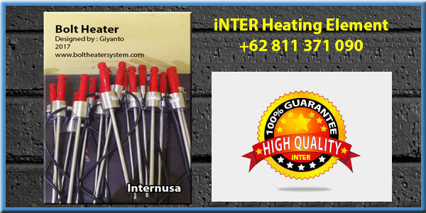Induction Bolt Heater