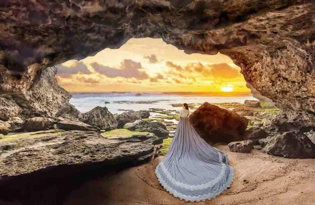 Pantai Nglolang: Lokasi, Rute, dan Harga Tiket