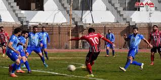 مشاهدة مباراة الوثبة وحطين بث مباشر اليوم 28-7-2020 بالدوري السوري