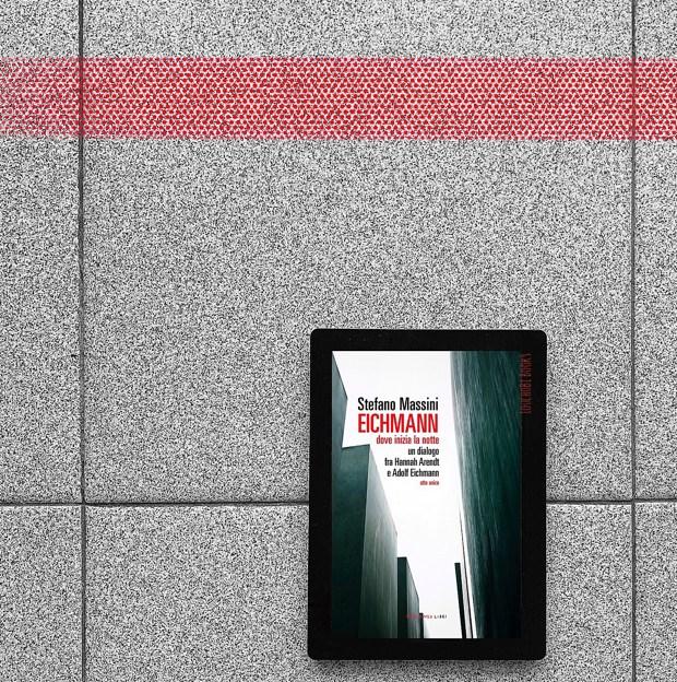 Eichmann - dove inizia la notte di Stefano Massini [recensione]
