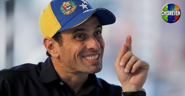 Henrique Capriles quiere ser presidente y le da hasta con el tobo a Juan Guaidó