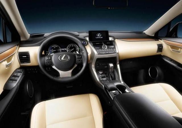 2016 Lexus NX200 Price