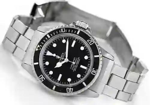 he Steve McQueen 1967 Rolex Submariner