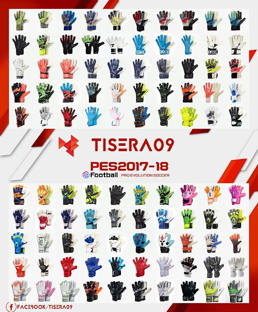 Glovepack December For PES 2017-2020 by Tisera09
