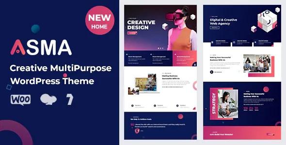 Best Creative Agency WordPress Theme
