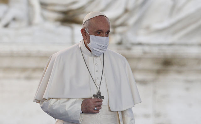 Pope Francis finally endorses same sex marriage, says gays have right to family life