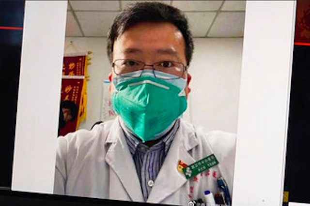 Death of Doctor from Coronavirus triggers mourning, fury at Chinese Officials