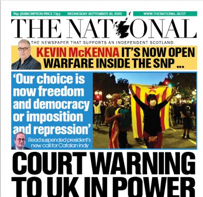The National Scotland Magazine 30 September 2020 | Free PDF Magazines Download