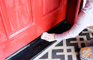 čišćenje ulaznih vrat