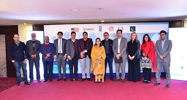 Business Incubation Programme launched for youth of Newly Merged Districts of Khyber Pakhtunkhwa