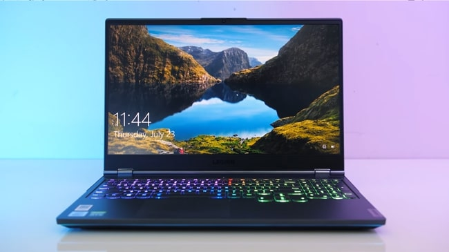 Lenovo Legion 7i Gaming Laptop. It's the gaming machine with long-lasting battery, high performance and impressive display with thin bezels. It has Intel Core i7 CPU with NVIDIA's GeForce RTX 2070 8GB GDDR6 GPU with 16GB of RAM.
