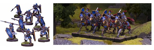 fantasía, espada y brujería, grimdark, El Señor de los Anillos, Warhammer, Kings of War, wargame