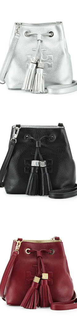 Tory Burch Thea Mini Crossbody Bucket bag