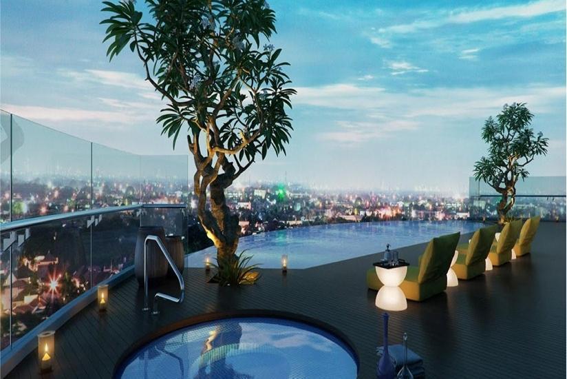 Hotel Ciputra World Surabaya Hotel bintang 5 Mewah dan Murah - Review