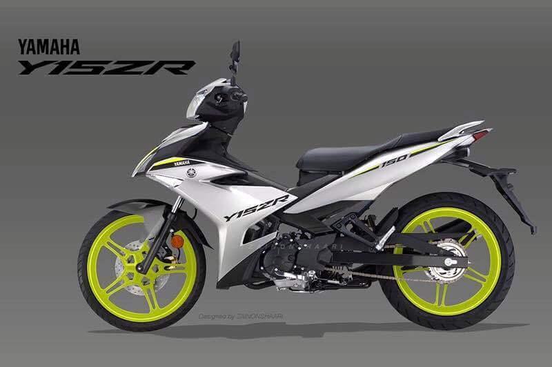 Ysuku Yamaha Y15zr