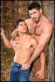 Armond Rizzo y Billy Santoro