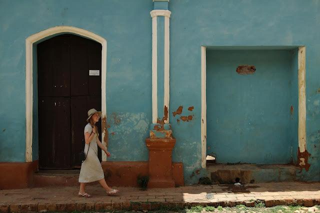 uliczki Trinidadu