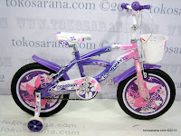 16 Inch GoodWay 1602 Diva Kids Bike