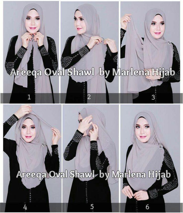 Top 20 Tutorial Hijab 2015 Ladies Only Blog Shiqin Sunshine