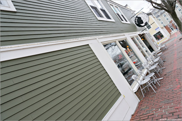 Jaho Coffee & Tea en Salem, Massachusetts