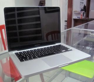 Jual MacBook Pro (13-Inch, Core2Duo Mid 2010)