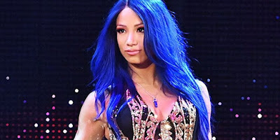 Sasha Banks Out Of Action With Ankle Injury