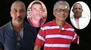 Vereadores Alberto e José Antunes, e os seus assessores laranjas