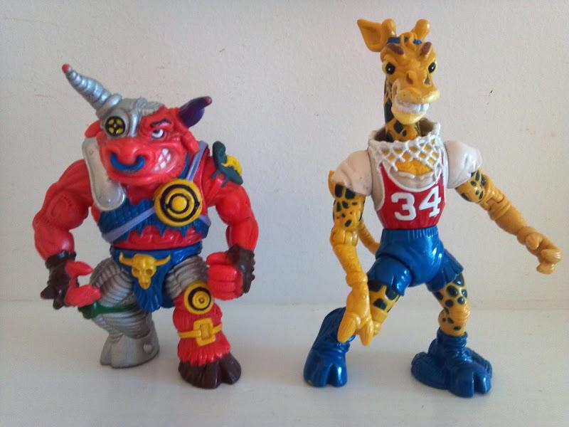 My Collection Teenage Mutant Ninja Turtles