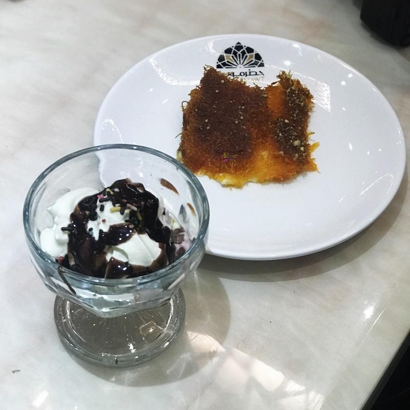 Hadramawt Kitchen Wangsa Maju, Arabian dishes, Makanan Arab di Kuala Lumpur, Chicken Mandy, Lamb Mandy, Khunafa, Moulawah, Rawlins GLAM, Food Review by Rawlins,