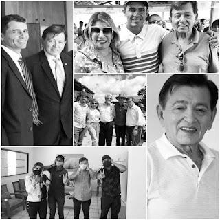 Prefeito eleito de Camalaú emite nota de pesar pelo falecimento do Deputado Estadual João Henrique